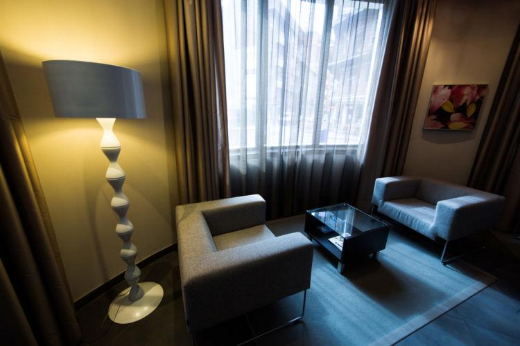 LOBBY-HOTEL-AROI-PONFERRADA